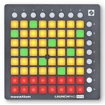 Controlador Novation Launchpad Mini (novo) (lancamento)