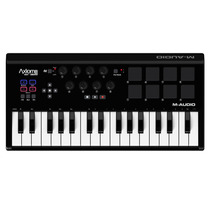 Teclado Controlador Usb M-audio Axiom Air Mini 32 + Ignite !