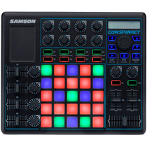 Controlador Midi Samson Conspiracy 49 Pads E Touchpad - Top