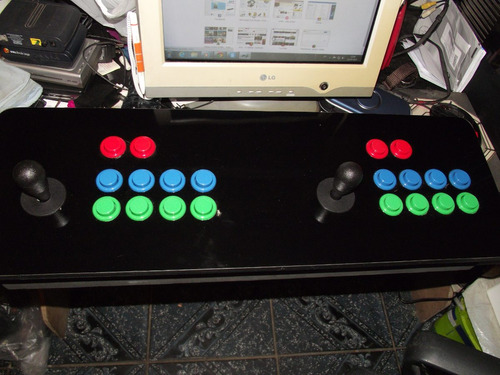 Controle Arcade Pc O Melhor A Mais Barato Do Mercado Livre.