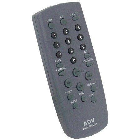 Controle Remoto Para Tv C0828 Cce Cyber Rc-201 Mxt