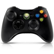 Controle Lacrado Wireless Para Xbox 360 Com Adaptador Pra Pc