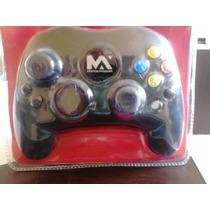 Controle Xbox Pc Vídeo Game Universal 10 Botões Dual Shock