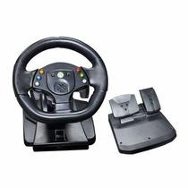 Volante Para Xbox 360 E Pc 12 Botões Kp-5815 Knup