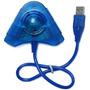 Adaptador Conversor Usb / Ps1 - Ps2 P/2 Cont Frete 10 P/unid