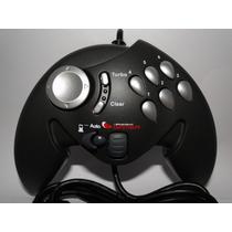 Controle Pc-joystick Pc Simulador Para Corrida E Avião