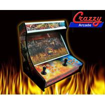 Atualização Pc Fliperama Jogos Games Arcade Mame Multijogos