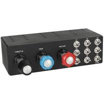 Simulador De Voo Saitek Pro Flight T/p/m Control - Lacrado