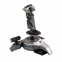 Joystick Manche Mad Catz Fly 5 Flight Stick Simulador Voo Pc