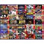 Dvd 11661 Jogos Super Nintendo Snes Para Play Station 2 Raro
