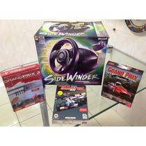 Volante Microsoft Sidewinder Precision Racing Wheel - Na Cx.