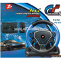 Volante 3 Em 1 Usb Para Ps2 Ps3 Pc High Speed Wheel Advance