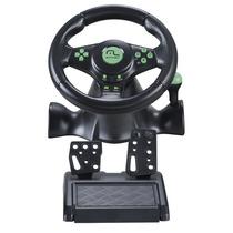 Volante 4 Em 1 Xbox360/ps3/ps2/pc Com Marcha Acoplada - Js07