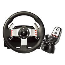 Volante Joystick Logitech G27 Racing Wheel + Brinde Surpresa