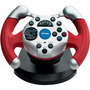 Volante Dual Shock Racing Para Ps2 6211-1 - Maxprint