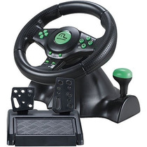 Volante 4 Em 1 Compatível Com Xbox 360 ,playstation 2, Pla