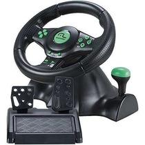 Volante 4 Em 1 Para Xbox 360 Ps2 Ps3 E Pc