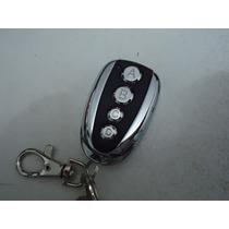 Controle 4em 1 Portão Alarme Casa E Carro Copiador Clone