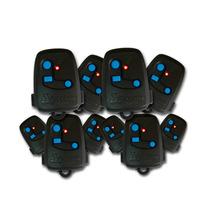 Kit 10 Controles Remoto Portão Automático Peccinin 433mhz