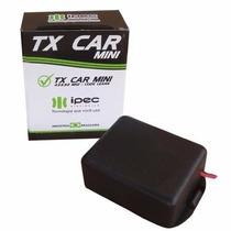 Controle 433mhz Para Farol De Carro E Moto - Portão Tx Car