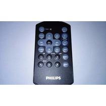 Controle Cd Player Automotivo Philips Cem210 Ce120 Cem220