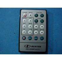 Controle Remoto Automotivo Buster Hbd-4000mp3