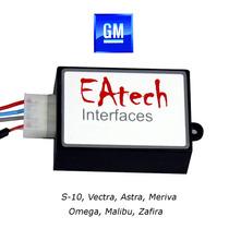 Interface De Volante Gm S10 Astra Vectra Zafira Meriva Omega