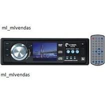 Controle Remoto Cd/dvd Cyber Cybd-790 / Cybd-510 / Cybd-302