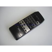 Controle Remoto Rc-c201 Cd Player Aiwa Usado Funcionando