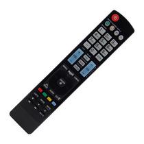 0296 Controle Remoto Tv Plasma Lg 50pk550 / 60pk550