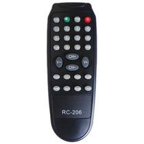 Controle Remoto Cce Original Para Tv Com Game Rc-206