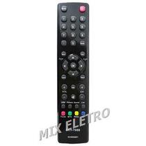 Controle Remoto Rc3000m01 Para Tv Lcd Philco Tv Ph32e