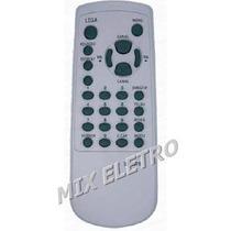 Controle Remoto Para Tv Cineral Tc1470 / Tc-2070