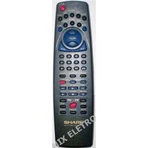 Controle Remoto Para Tv Sharp Modelo 29st58 Com Pip Original