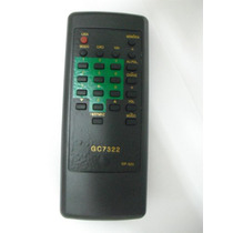 Controle Remoto P/ Receptor De Parabólica Amplamatic