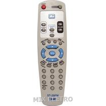 Controle Remoto Televisor Tv Gradiente Linha Fm 2922 / 2924