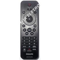Controle Remoto Para Dvd Philips Dvp3560k Dvp3550kmx Dvp3520