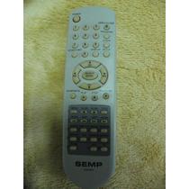 Controle Remoto Semp Toshiba Dvd3070