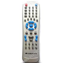 Controle Remoto Para Dvd Player Cougar Cvd-561 620 630 660