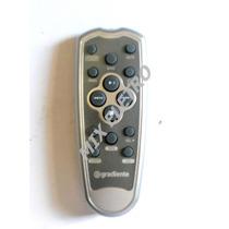 Controle Remoto Para Microsystem Gradiente Ms-300 Original