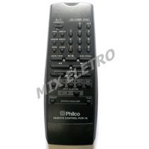 Controle Remoto Para Micro System Philco Pcr-76 Original