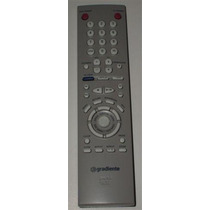 Controle Remoto Para Dvd Gradiente Modelo D-460 Original