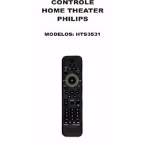 Controle Remoto Home Theater Philips Hts-3531