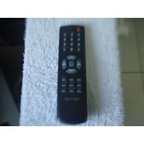 Controle Remoto De Antena Parabólica Quasar Qa9800/ Gc7288
