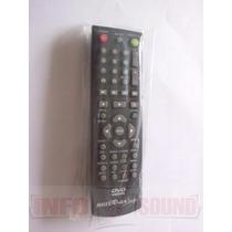 Controle Dvd Britânia Original Brg153/ Fama 6p/ Fama 7/ ...