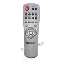 Controle Remoto Para Som Micro System Gradiente Asm-140