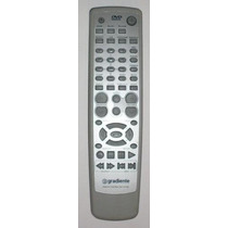 Controle Para Dvd Home Theater Gradiente Ht500 Para Hts 520