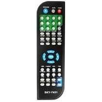Controle Dvd Eterny (mod Dvd-7800)