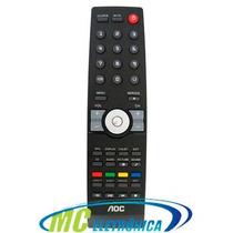 Controle Remoto Aoc Cr4603 / D26w931 / D32w931 / D42h931
