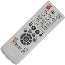 Controle Remoto Dvd Samsung 00011e / Dvd-p240 / Dvd-p241 / E